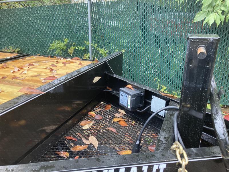 2022 Nexhaul 84-20 TA Tilt Equipment Trailer
