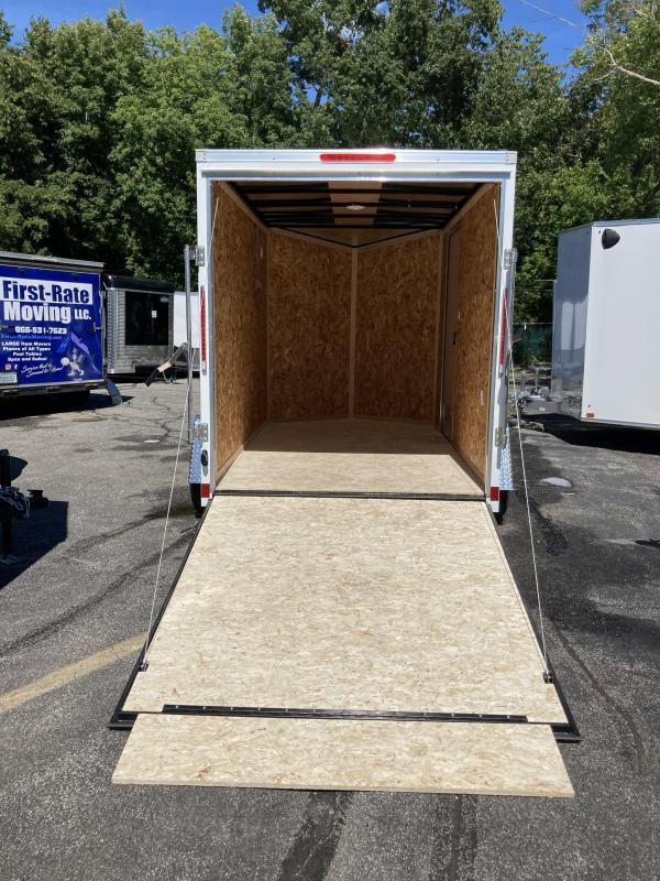 2022 Look Trailers EXDLX Enclosed Cargo Trailer