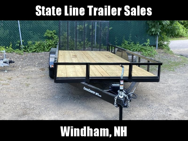 2021 Cross Country Manufacturing 616TL5 Utility Trailer