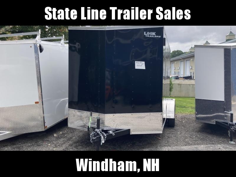 2022 Look Trailers STLC Enclosed Cargo Trailer