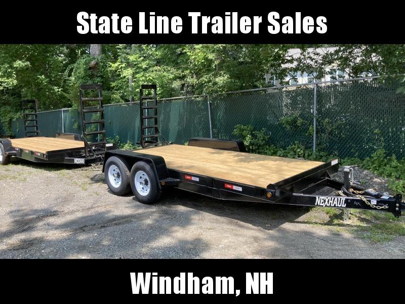 2021 Nexhaul N16TA 10k Equipment Trailer
