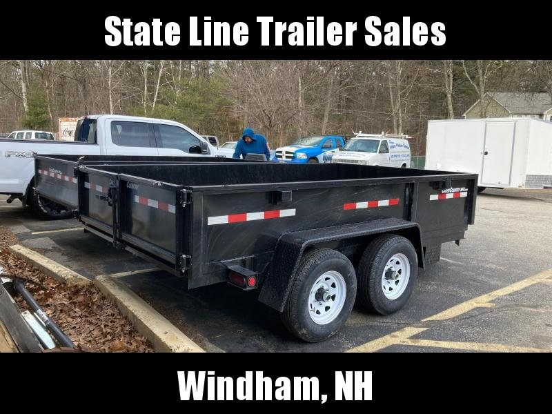 2021 Cross Country Manufacturing 610DT8LP Dump Trailer