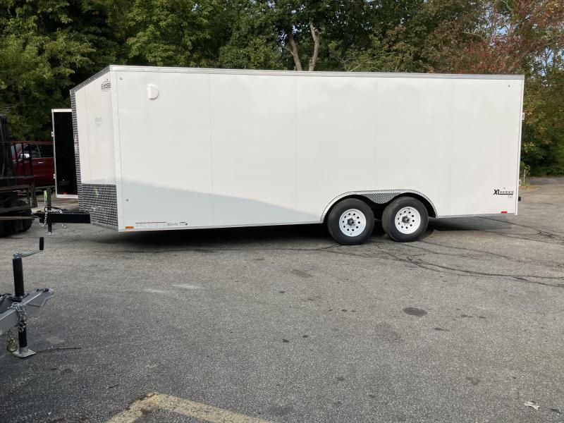 2021 Cargo Express XLWSE Enclosed Cargo Trailer