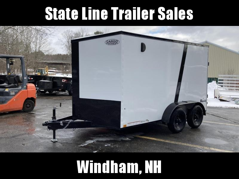 2021 Cargo Express XLWSE Blackout Pkg Enclosed Cargo Trailer