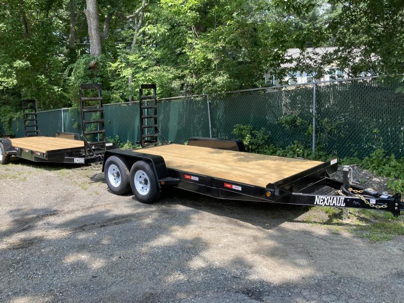 2021 Nexhaul N16TA 14K Equipment Trailer