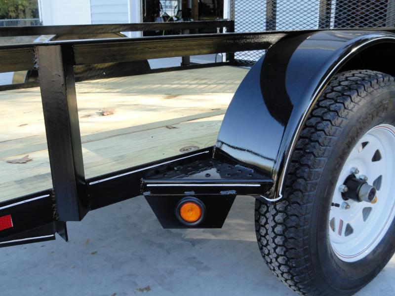 2021 Clays 6x10 HD Elite Utility Trailer