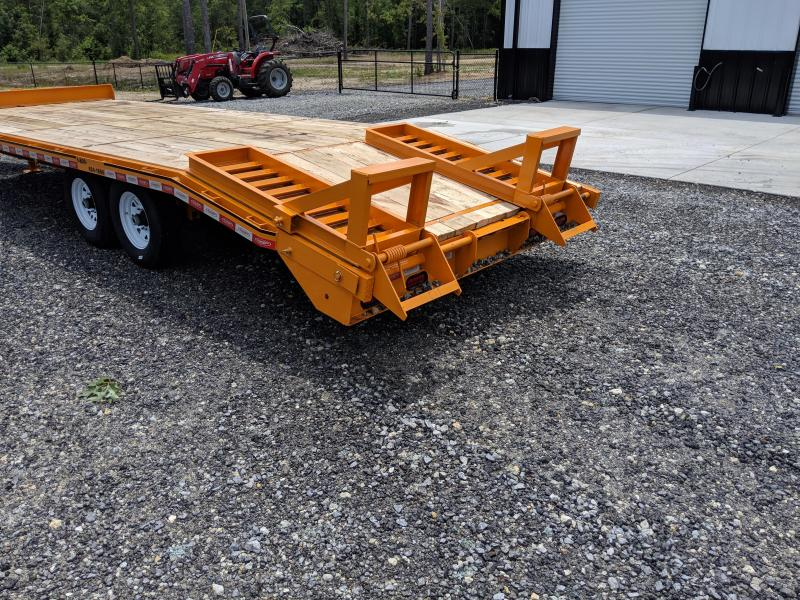 2021 Econoline 102X25 7 TON Equipment Trailer
