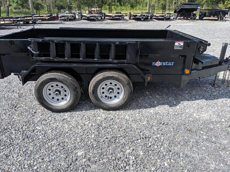 2021 Ironbull 5x10 Dump Trailer