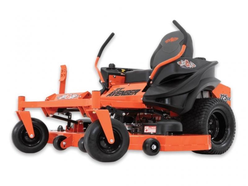 """2021 Bad Boy ZT Avenger 725cc Kohler 7000 54"""" Lawn Equipment"""