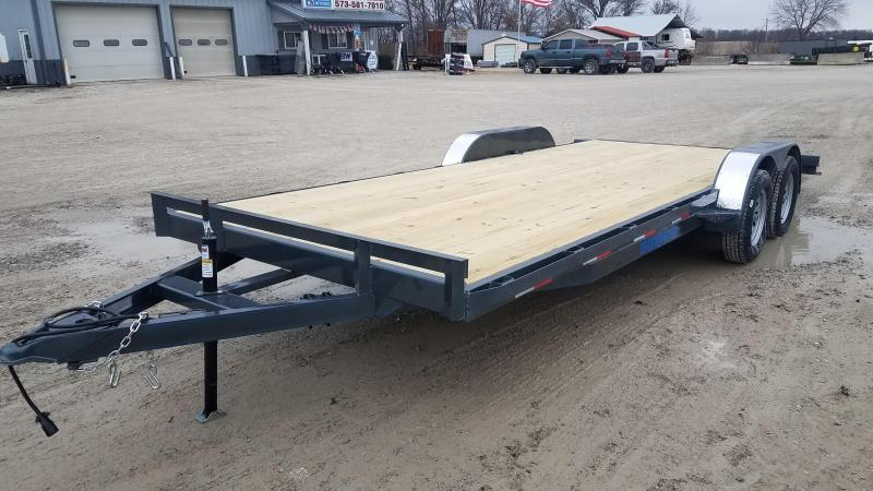 "2021 Maxwell 83""x20' Car / Racing Trailer *"