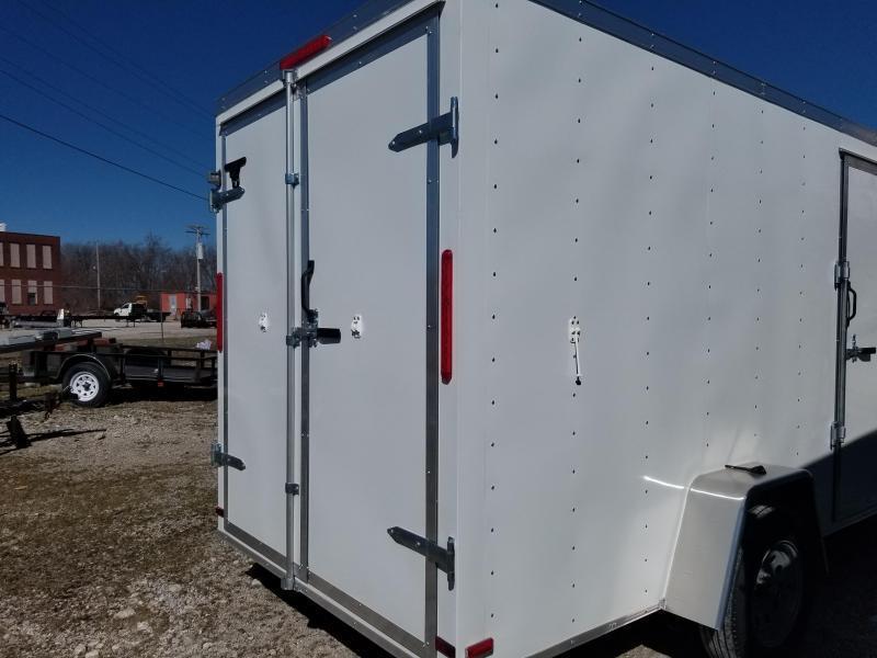 2020 Maxwell SA Enclosed Cargo Trailer