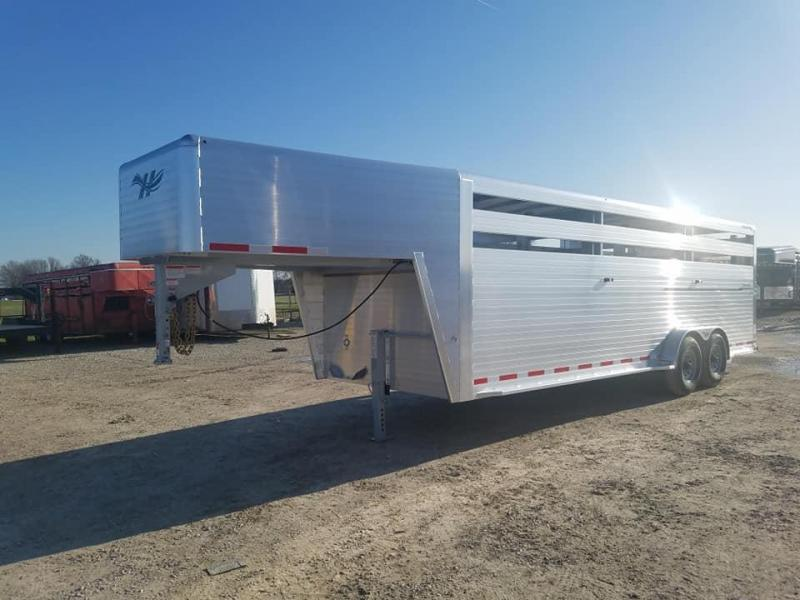 2021 Hillsboro Industries Endura Livestock Trailer*