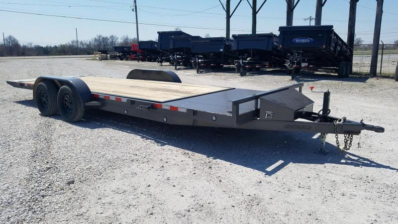 2021 Load N Go Trailers TA Flatbed Car / Racing Trailer