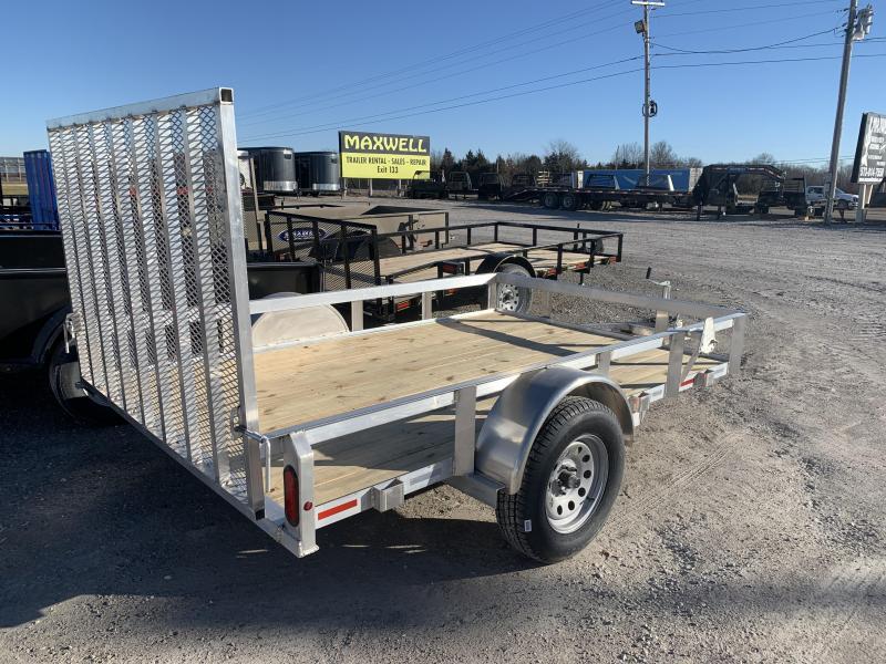 2021 Maxwell Railed Side Utility Trailer*