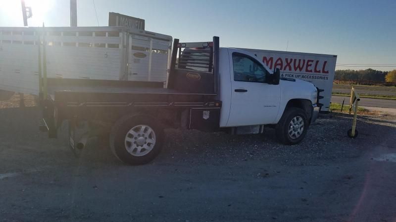 2014 Chevrolet 3500HD with New Bale Bed
