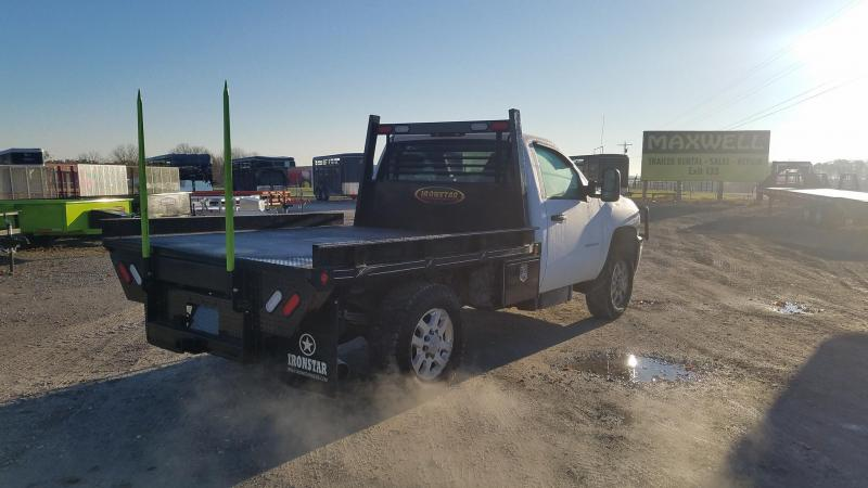 2014 Chevrolet 3500HD with New Bale Bed Truck