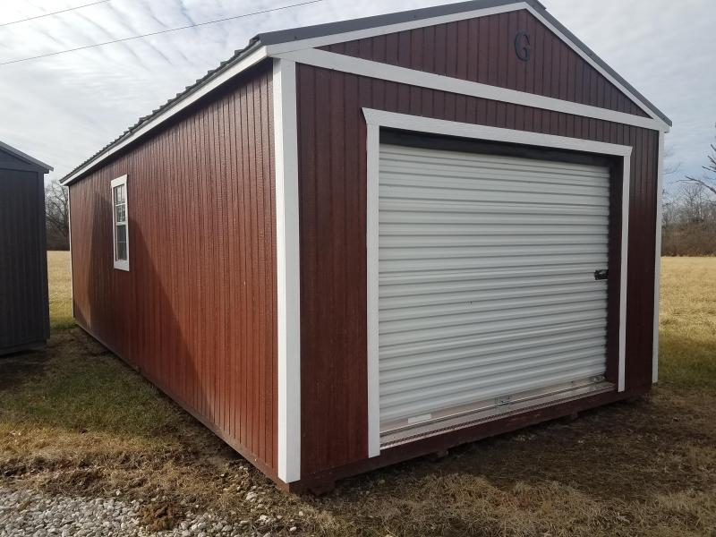 2017 Graceland Portable Buildings 14'X28' Garage/Carport
