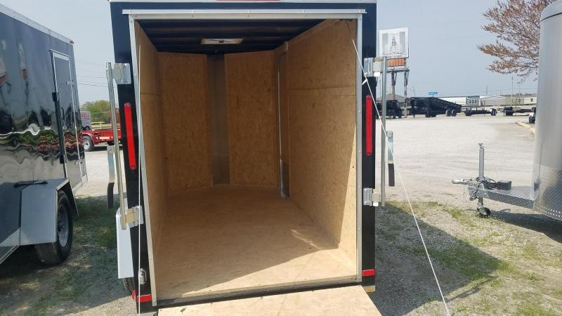 2021 Maxwell SA Enclosed Cargo Trailer
