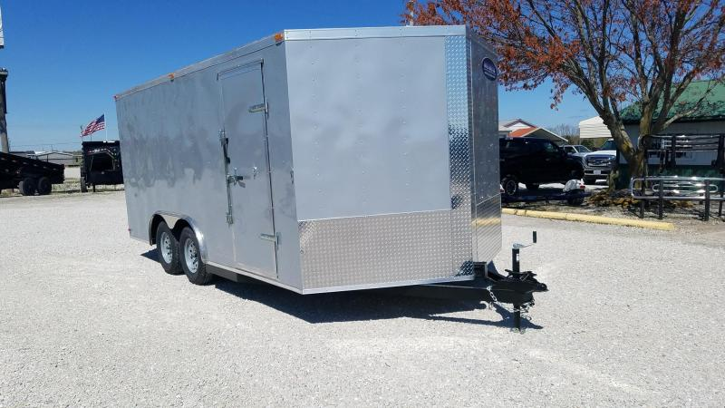 2021 Maxwell TA Prostar Enclosed Cargo Trailer***
