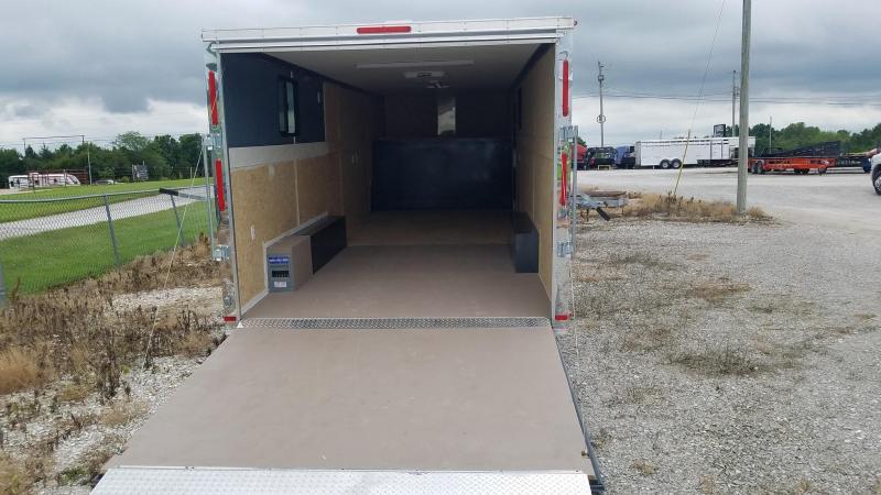 2020 Maxwell TA GN Enclosed Enclosed Cargo Trailer
