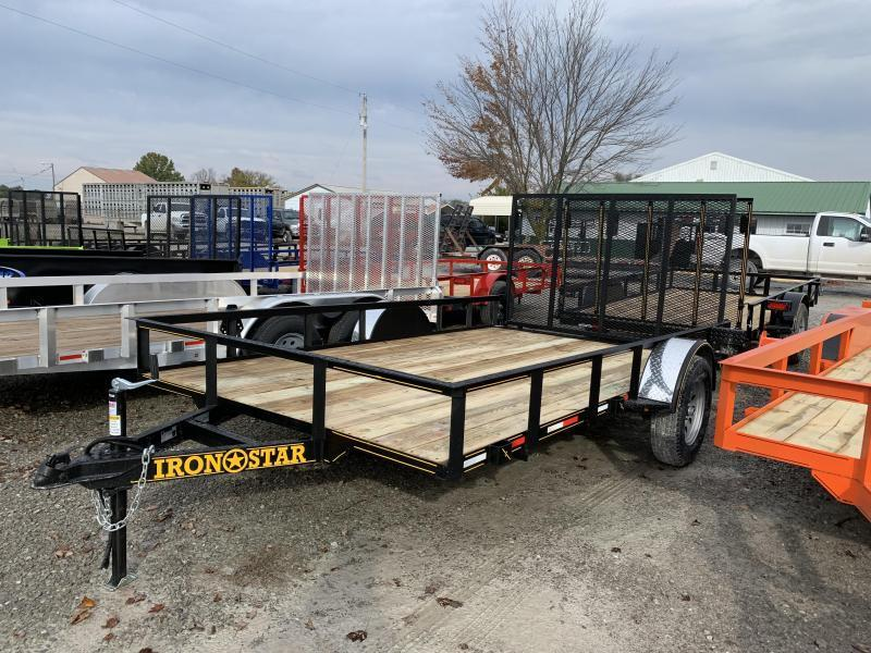 2021 Maxwell RAILED UTILITY Utility Trailer**