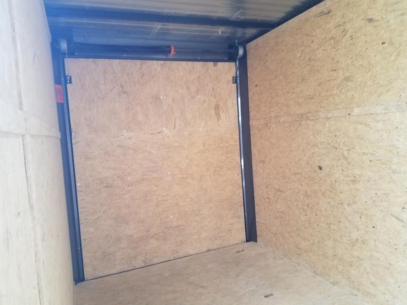 2022 Maxwell 6x12 Prostar Cargo / Enclosed Trailer