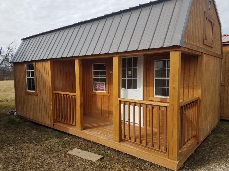 2015 Graceland Portable Buildings 12'X20' Cabin