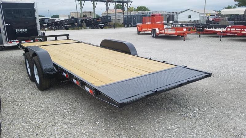 2019 Wesco tilt Car Hauler/ Equipment / Flatbed