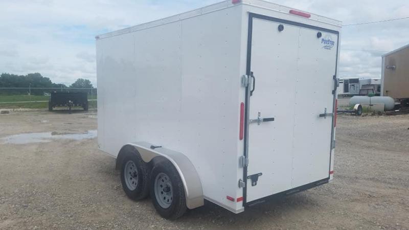 2020 Maxwell TA ProStar Enclosed Cargo Trailer