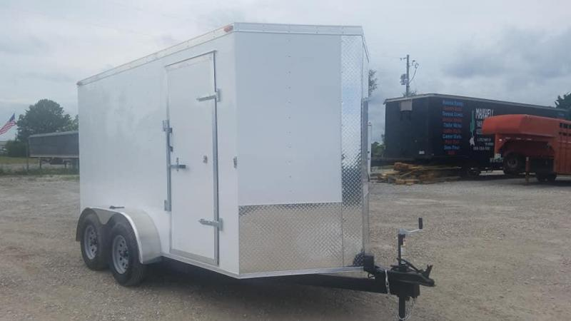 2020 Maxwell TA ProStar Enclosed Cargo Trailer