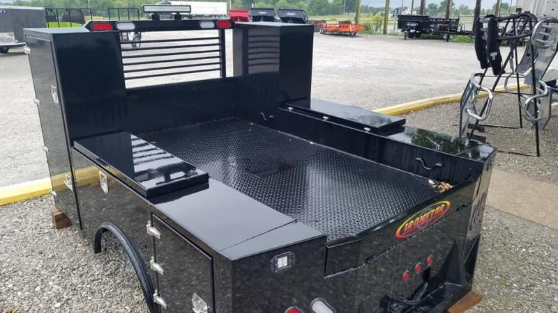 2021 Iron Star Tradesman Max Truck Bed