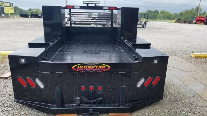 2021 Iron Star Tradesman Max Truck Bed*