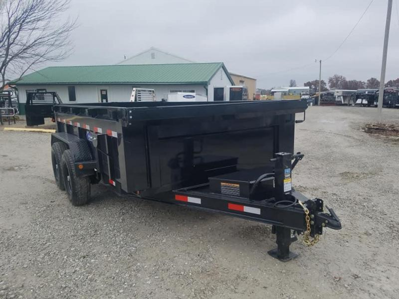 2021 Maxwell DC LoPro Dump Trailer