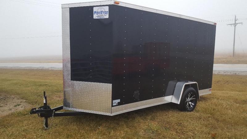 2020 Maxwell ProStar Windbreaker Enclosed Cargo Trailer