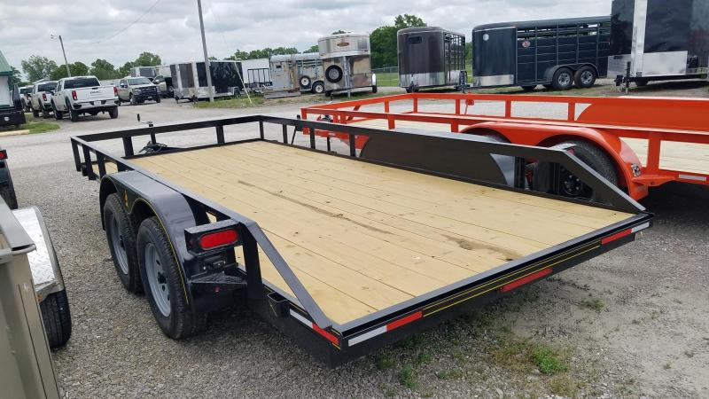 2021 Maxwell TA Deluxe Utility Trailer*