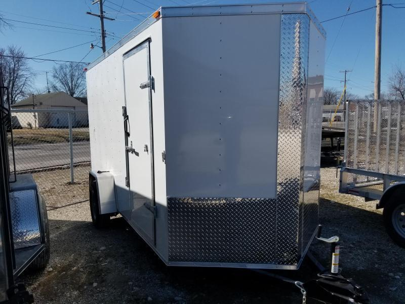 2021 Maxwell SA Enclosed Cargo Trailer **