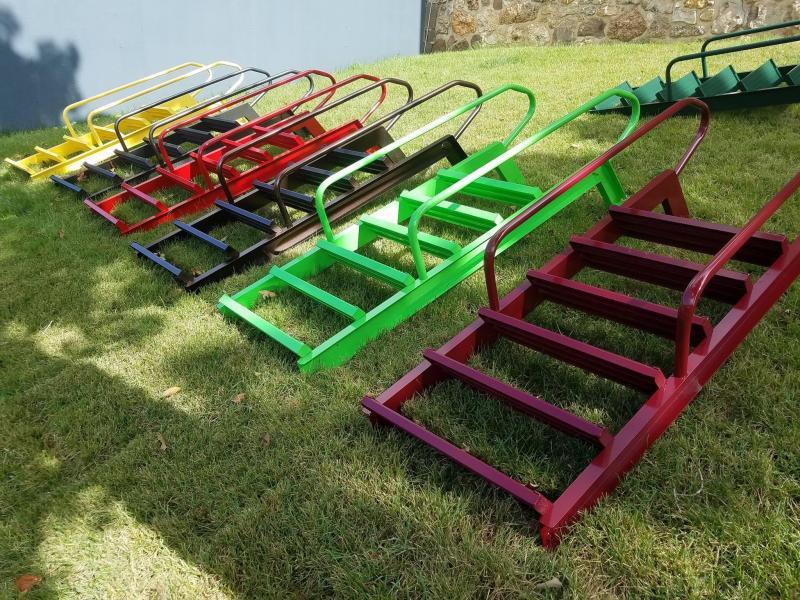 2020 Maxwell Pirate Plank Dock Ladder