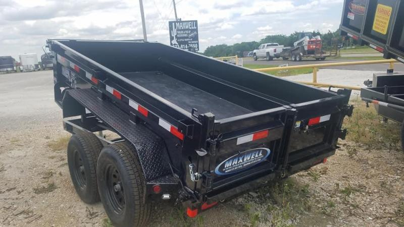 2021 Maxwell DC LoPro Dump Trailer**