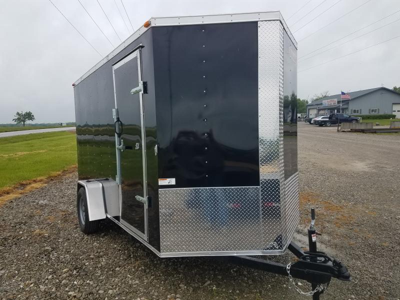 2021 Maxwell 6x12 Cargo / Enclosed Trailer
