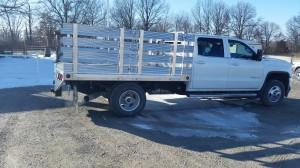 Custom Aluminum Flat Bed