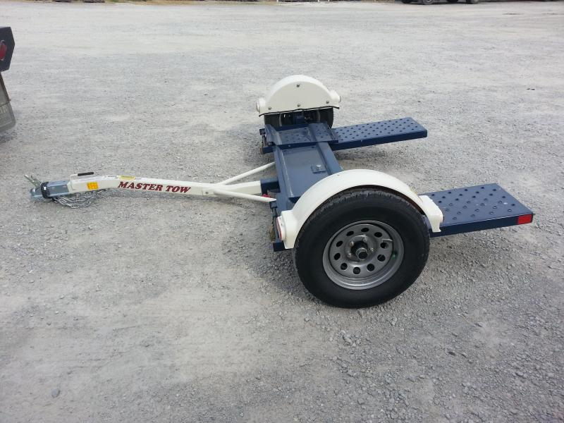 2021 Master Tow 80THD Heavy Duty Tow Dolly **