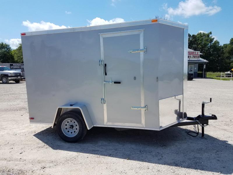 2020 Maxwell 6X10 Enclosed Cargo Trailer