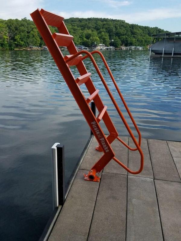 2021 Maxwell 6 STEP DOCK LADDER