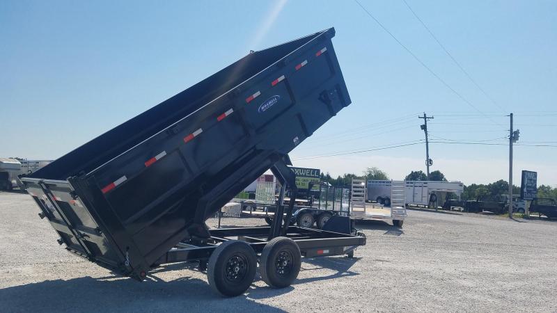 2021 Maxwell DC High Side Dump Trailer