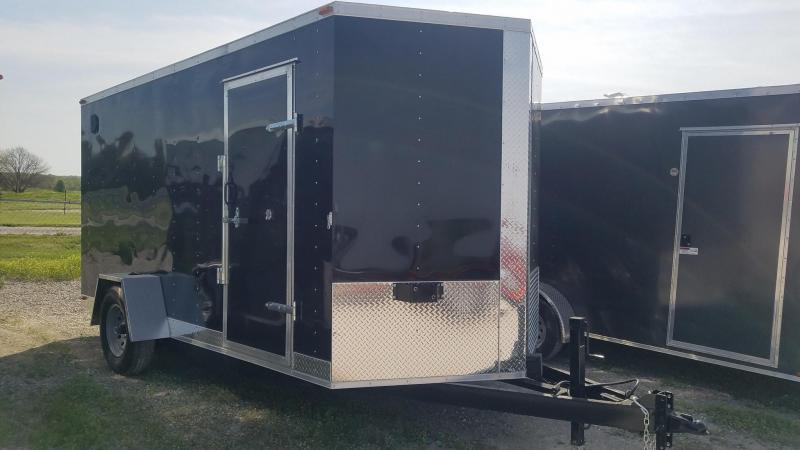 2021 Maxwell HD Commercial Enclosed Cargo Trailer