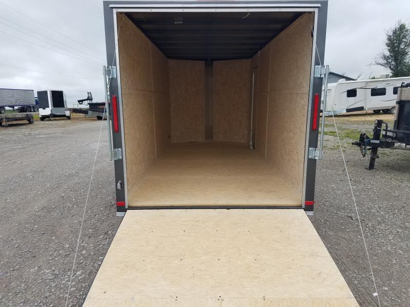 2021 Maxwell 7x16x7 Prostar Cargo / Enclosed Trailer