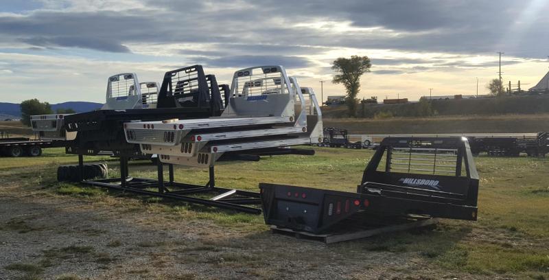 2021 Hillsboro Industries Pickup Flatbeds Truck Bed