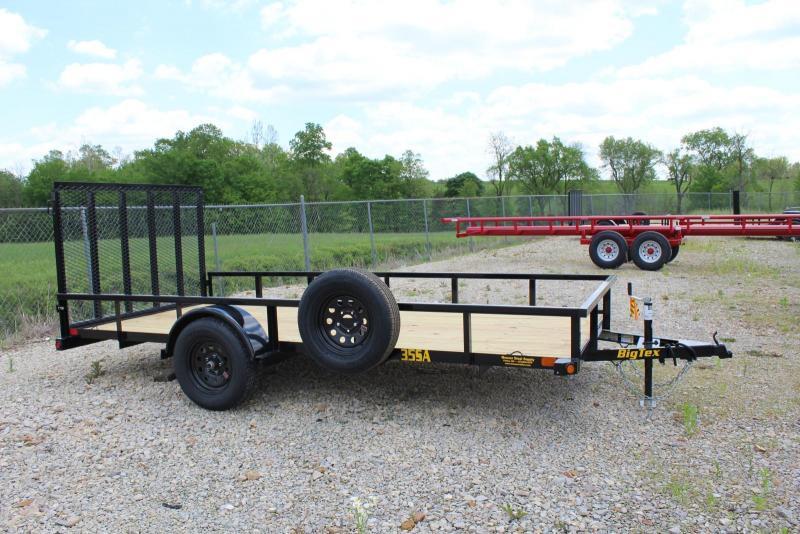 Big Tex Trailers 35SA-14BK4RG Utility Trailer