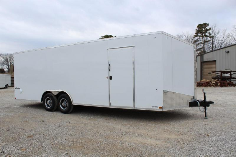 2021 Formula TRIUMPH 8.5 X 24 Car / Racing Trailer