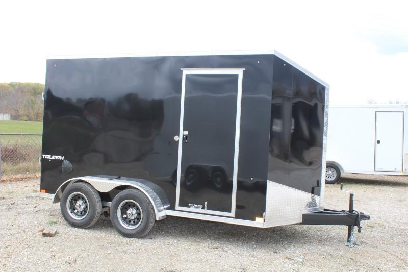 2021 Formula FSCDA7.0X12TE2 Enclosed Cargo Trailer